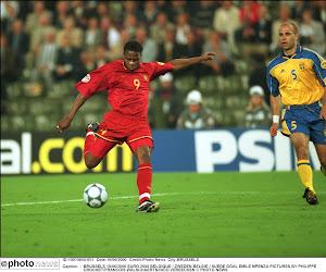 """Émile Mpenza : """"Si j'avais joué avec De Bruyne, j'aurais dû moins courir pour marquer !"""""""