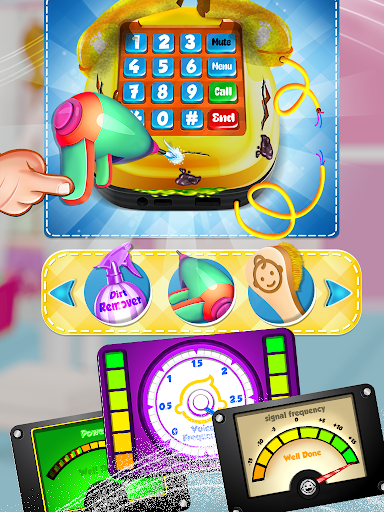 Mommy & Baby Care Games apkpoly screenshots 6