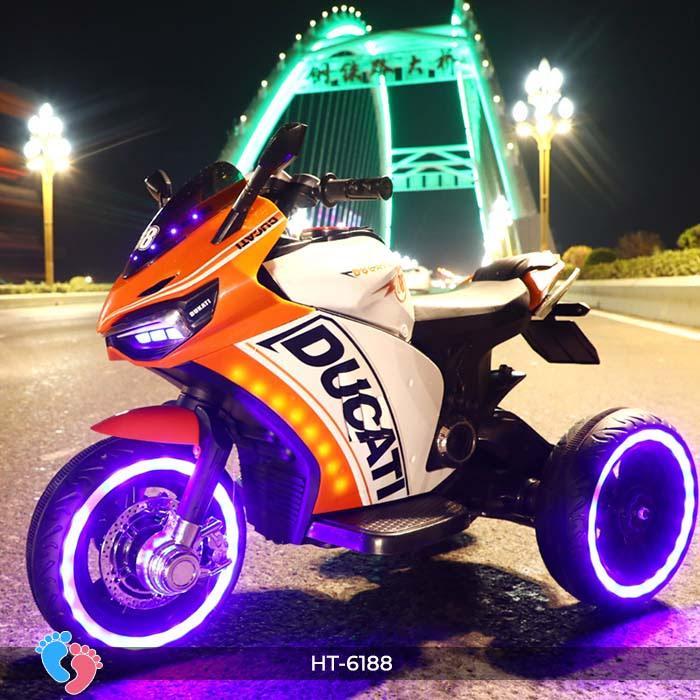 Xe mô tô điện thể thao Ducati HT-6188 10