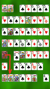 Card Solitaire 2 Free - náhled