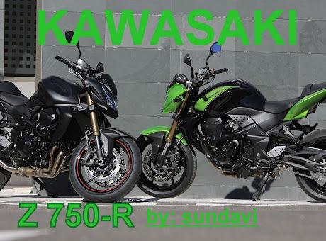 Kawasaki Z 750-R