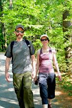 Photo: Summer walk in Fort Dummer State Park by Bill Steele