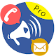 SMS & Call Announcer Pro icon