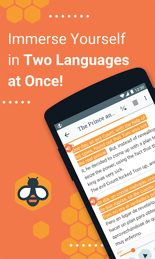 Beelinguapp: Learn Languages Music & Audiobooks Apk 1