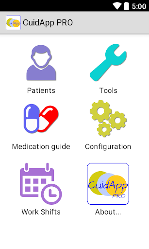 CuidAppPRO Nurses and Doctors
