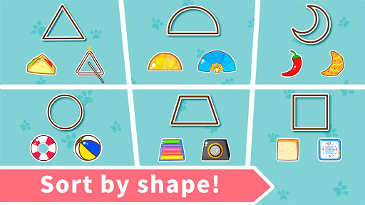 Baby Panda Learns Shapes 8.21.00.00 screenshots 4