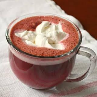 Red Velvet Hot Chocolate.