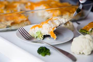 Savory Chicken Casserole – Keto Chow