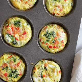 Loaded Baked Omelet Muffins Recipe