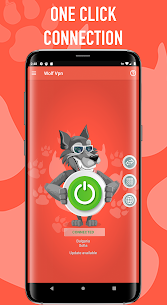 Wolf Vpn – Free Unlimited Vpn Proxy Service App Download For Android 2