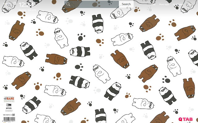 We Bare Bears Wallpapers New Tab Theme