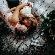 Wedding photographer Nusya Dzhamoldinova (Nusya). Photo of 29.11.2016