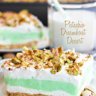 Pistachio Dreamboat Dessert Recipe