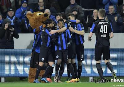 Le Club de Bruges explose Westerlo et rester leader du championnat