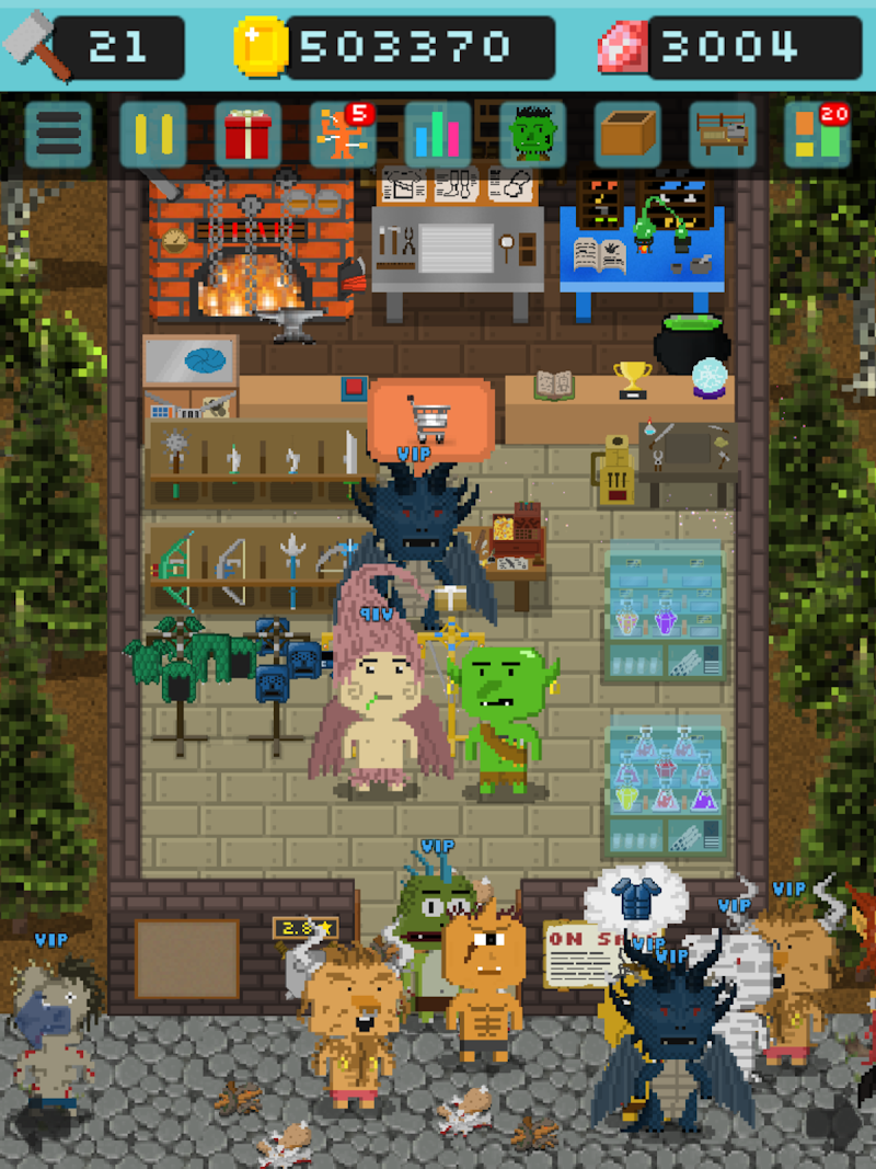 Goblin's Shop Screenshot 9