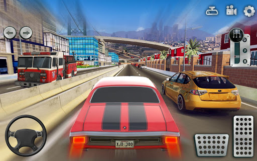 City Driving School Simulator: 3D Car Parking 2019 screenshots 21