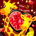 Love Giraffe LWP Trial icon