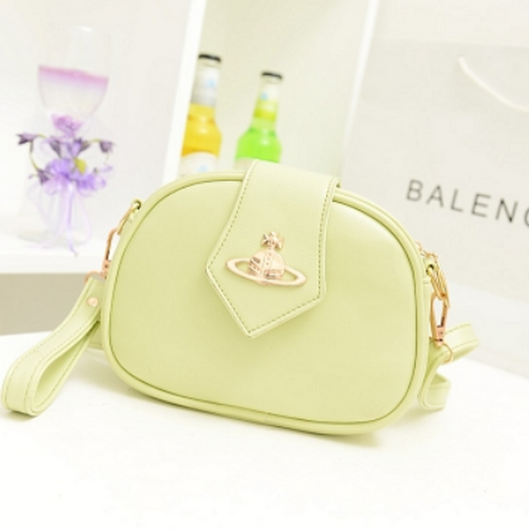 Candy Wonder Handbag/Casual Outfit-TL0023-GREEN TEA
