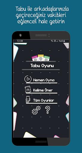 Tabu 1.8 screenshots 1