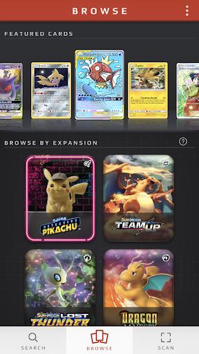 Pokémon TCG Card Dex 1.1.14192 screenshots 1