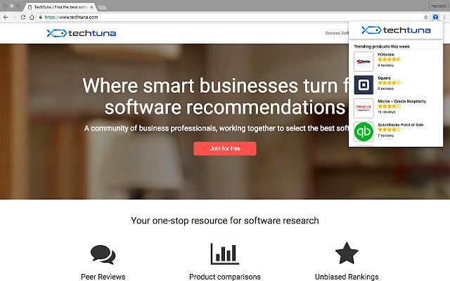 TechTuna for Chrome