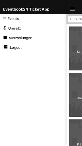 Eventbook24 Ticket App 0.0.1 screenshots 3