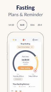 Fastic Fasting App & Intermittent Fasting Tracker Screenshot