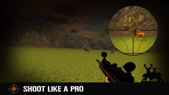 Deer Hunter 3D- screenshot thumbnail