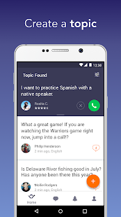 Wakie: Talk to Strangers, Chat- screenshot thumbnail