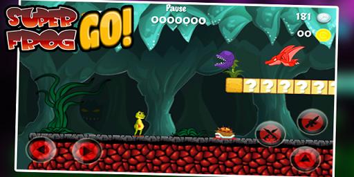 super frog go! new adventure games 2019 screenshot 1