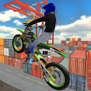 Motocross Motorbike Simulator for PC and MAC