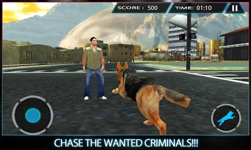 镇警犬大通犯罪3D