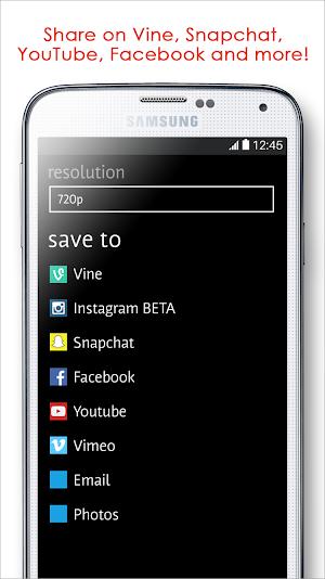 4 Videoshop - Video Editor App screenshot