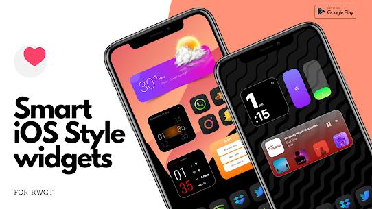 Smart iOS Style widgets v9.0 [Paid] 5