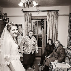 Wedding photographer Tatyana Kulchickaya (Gloriosa). Photo of 26.11.2013