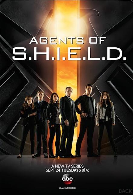 Agentes da S.H.I.E.L.D. 1ª Temporada Torrent - Dublado