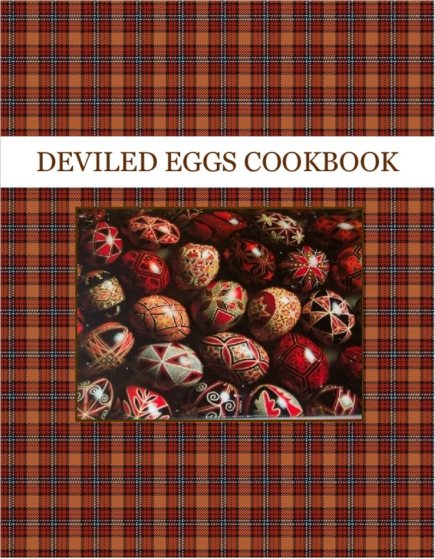 DEVILED EGGS COOKBOOK