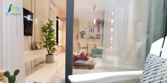 Các lợi ích bạn nhận được khi sống trong căn hộ D-AQUA