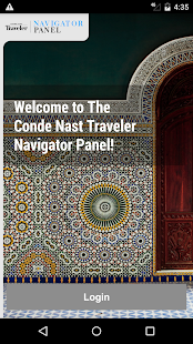 Navigator Panel- screenshot thumbnail