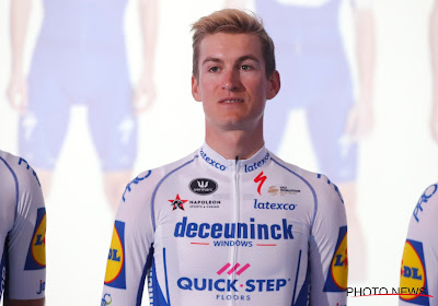 Mikkel Honoré moet twee weken van de fiets blijven