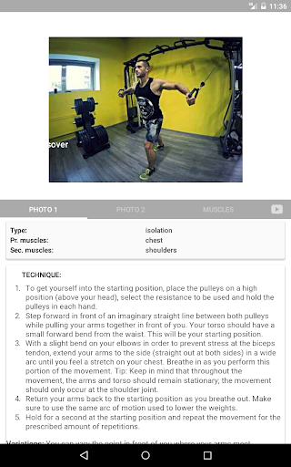 GymApp Pro Workout Log screenshot 21