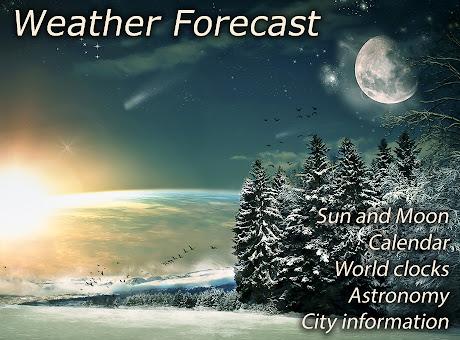 World Weather Forecast