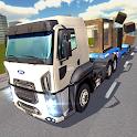 Truck Driver Simulator icon