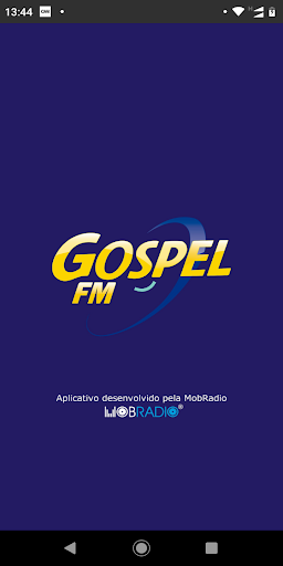 radio gospel fm - sao paulo screenshot 1