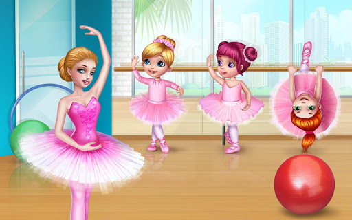 Pretty Ballerina - Dress Up in Style & Dance 1.4.4 Screenshots 5