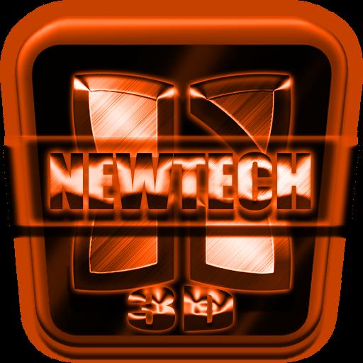 Next Launcher Theme NewTechOGE