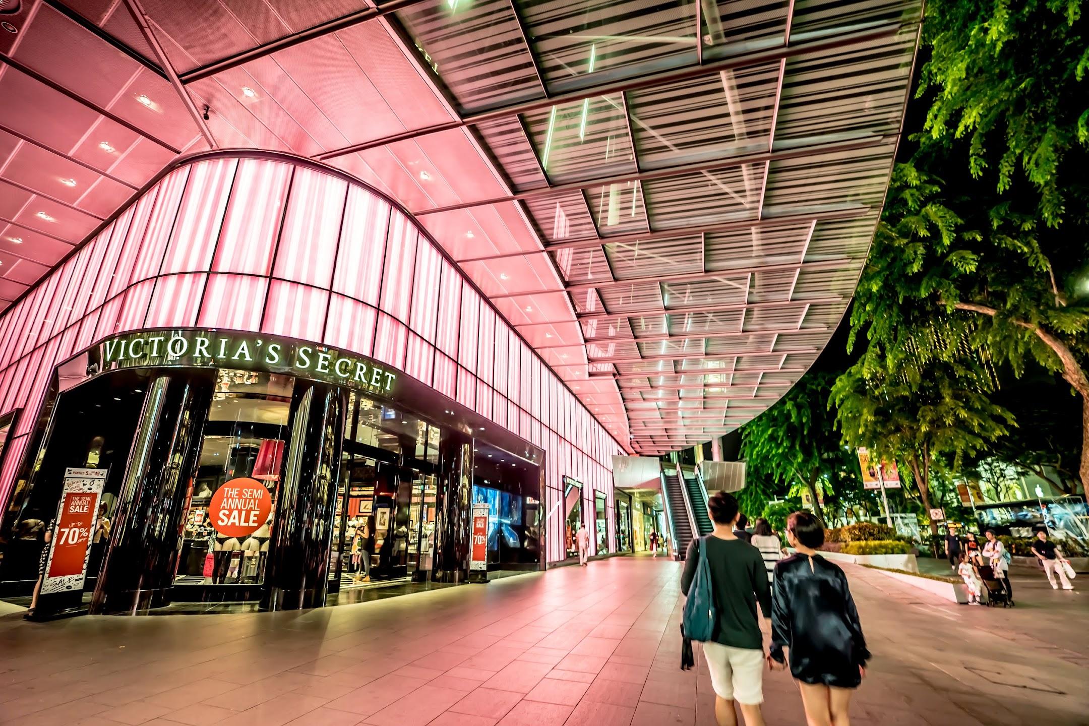 シンガポール Victoria's Secret1