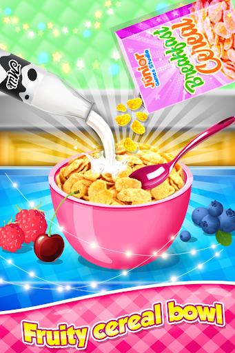 Breakfast Cooking - Healthy Morning Snacks Maker screenshots 8