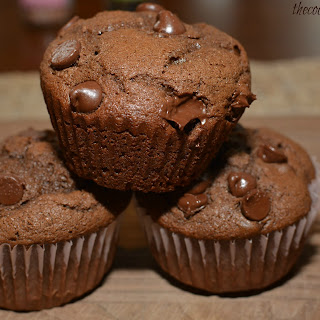 Death by Chocolate Muffins Recipe