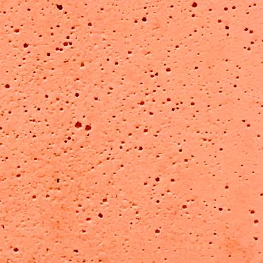 Lampe Beton Orange Design Cylindre Made In France Creation Junny